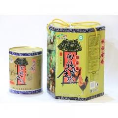 【山妞】胡家庄回锅全鸡3kg临沂特产特色礼盒送礼年货