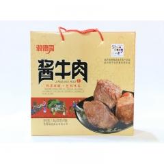 山妞特产店  瀚徳园  酱牛肉