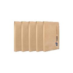 100个装250g进口加厚牛皮纸档案袋